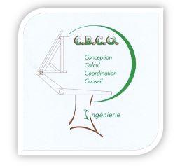 Logo CBCO coin arrondi